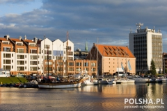 City of Gdansk Harbor