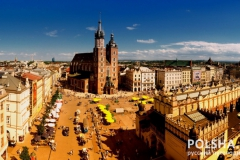 Cracow Main Market Square